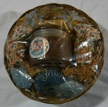 Yankee Candle Country Bath Gift Basket, Home Sweet Home, Vintage, 1980's... - $75.00