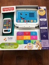 Fisher Price Learn Smart Home Laptop & Smart Phone - $48.88