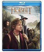 The Hobbit: An Unexpected Journey [Blu-ray] - $2.25