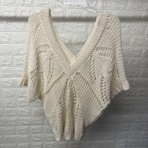 Primary image for Old Navy Crochet Sweater Size M