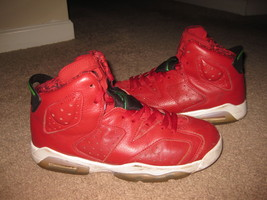 Nike 694091-625 Air Jordan Retro 6 History Of Jordan Size 7Y Preowned - $119.99
