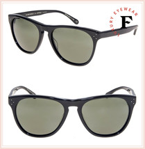Oliver Peoples 5091 DADDY B Black Green Polarized Vintage Sunglasses OV5... - $254.43