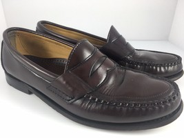 5 8 Cordovan Classic Penny Loafers Shoes Slip Men Burgundy SEBAGO US On Leather tEwaSqHaW