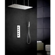 Verona Temperature Controlled LED Shower System - $1,848.00