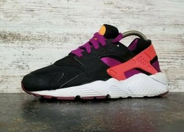 Youth Nike Huarache Athletic Shoes 6Y 38.5 654280 001 (FITS WOMENS SZ 7.... - $29.69