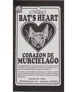 Bat's Heart Root hoodoo voodoo Santeria ritual spell supplies - $9.99