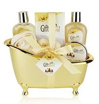 Spa Gift Basket with Sensual Rose & Jasmine Fragrance - Best Graduation,... - $33.96
