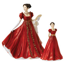 Royal Doulton 2015 Eleanor HN 5725 and Ellie Bonus Figure of the Year Ne... - $163.25