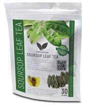 100% Pure SOURSOP/GRAVIOLA/GUANABANA TEA LEAF 30 BAGS (Annona muricata) - $7.13
