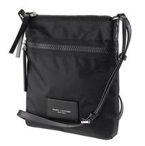 Marc Jacobs NS Nylon Crossbody Bag - Black - $135.00