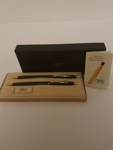Cross Classic Black Pen Set 2501 From 1975 - $28.70