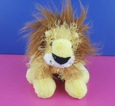 Ganz Webkinz Plush Lion HM006 Stuffed Animal No Code #A29 - $9.89