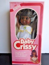 """Vintage Ideal Baby Crissy Doll 24"""" with Hair that Grows, Unused - $127.71"""