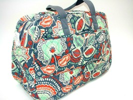 New Retired Vera Bradley Medium Traveler Bag Nomadic Floral - Nwt $129 23182-374 - $71.52