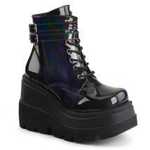 Demonia SHAKER-52 Women's Ankle Boots SHA52/BHG - $84.95