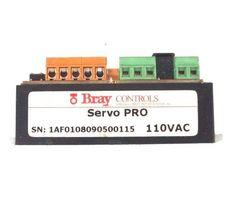 BRAY CONTROLS SERVO PRO SN: 1AF0108090500115, 110 VAC image 3