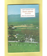 Book - SOUTH ATLANTIC STATES American Geographical Society KNOW YOUR AME... - $3.00