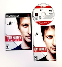 Tony Hawks Project 8 (Sony PlayStation 2 PS2 2006) Complete with Manual CIB - $9.45