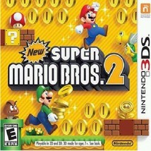 New Super Mario Bros. 2 - $49.95