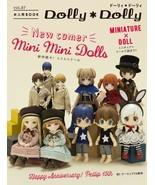 Dolly Dolly Vol.37 mini mini dolls Doll Clothes Japanese Doll Magazine Book - $23.52