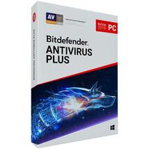 Bitdefender Antivirus Plus 2019 1Pc/1 Year Account Activation Global Reg... - $15.00
