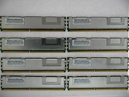 32GB MEMORY KIT 8 x 4GB FBDIMM PC2-5300F 667MHz for DELL PRECISION 690 TESTED