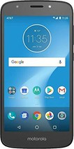 AT&T Moto E5 Play with 16GB Memory Prepaid Cell Phone - Black - Carrier - $92.94
