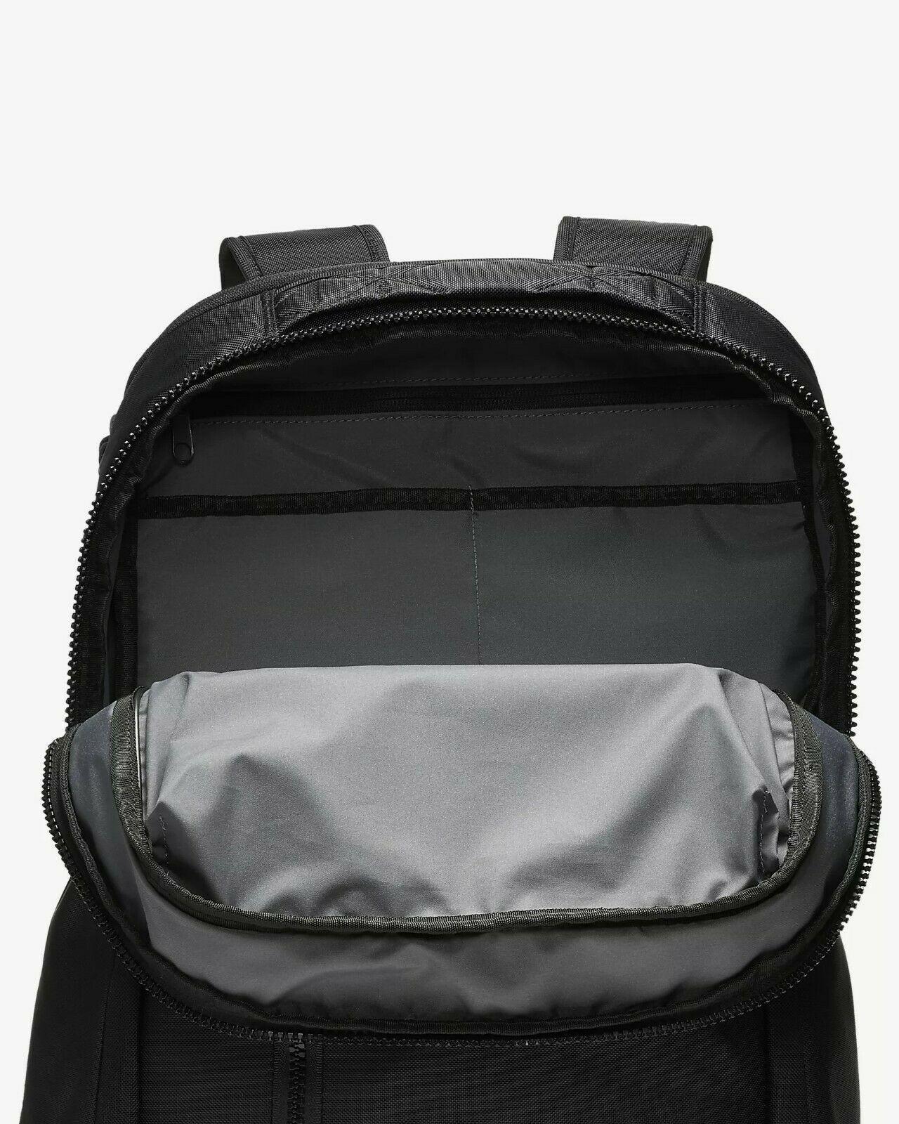 Nike Vapor Power 2.0 Training Backpack, BA5539 010 Black/Black/Black image 9