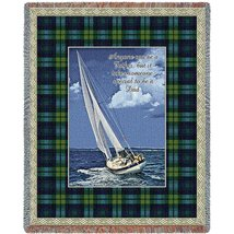 Special Dad Throw - 70 x 54 Blanket/Throw - $57.95