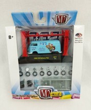M2 Machines Model Kit Pez 1960 VW Delivery Van 7880 Pieces  - $17.81