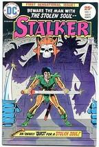STALKER #1-DITKO/WALLY WOOD ART-L@@K! VF+ - $25.22