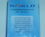 Jewelry polishing cloth ultra soft  3  thumb155 crop