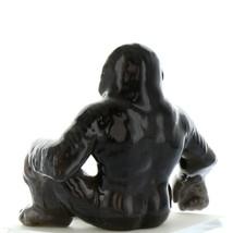 Hagen Renaker Miniature Gorilla Ceramic Figurine image 3