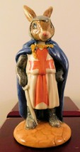 "Royal Doulton Bunnykins Figurine - ""King Richard"" DB245 - $47.49"