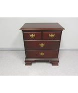 Kincaid Carriage House Cherry Nightstand Bedside Chest 60-141 Sample - $699.00