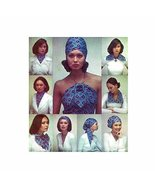 McCall's 2001 Sewing Pattern Miracle Yard Halter Collar Turban - $14.21