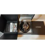 Citizen Eco-Drive Men's World Time GPS Watch # CC3000-89L - $470.24