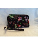 Vera Bradley RFID Grab and Go Wristlet wallet in Winterberry - $23.00