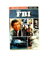 The FBI: The First Season Part One DVD The Forefront of National Law Enf... - $23.36