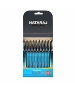 Nataraj Fluid X Ball Pens - Pack of 10 - $12.96