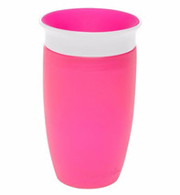 Munchkin 10oz Miracle 360° Sippy Cup Pink - $12.78