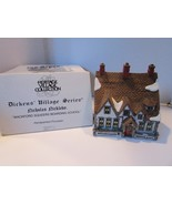 DEPARTMENT 56-59250-WACKFORD SQUEERS BOARDING SCHOOL- WITH CORD  - BOXED... - $26.41