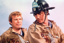 Emergency! Kevin Tighe Randolph Mantooth in action 18x24 Poster - $23.99