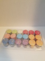 Lot of 18 Yankee Candle Samplers Votive Candles Pack of 18 Assorted Frag... - $29.69