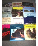 LOT OF 20 CLASSICAL ALBUMS - $14.90