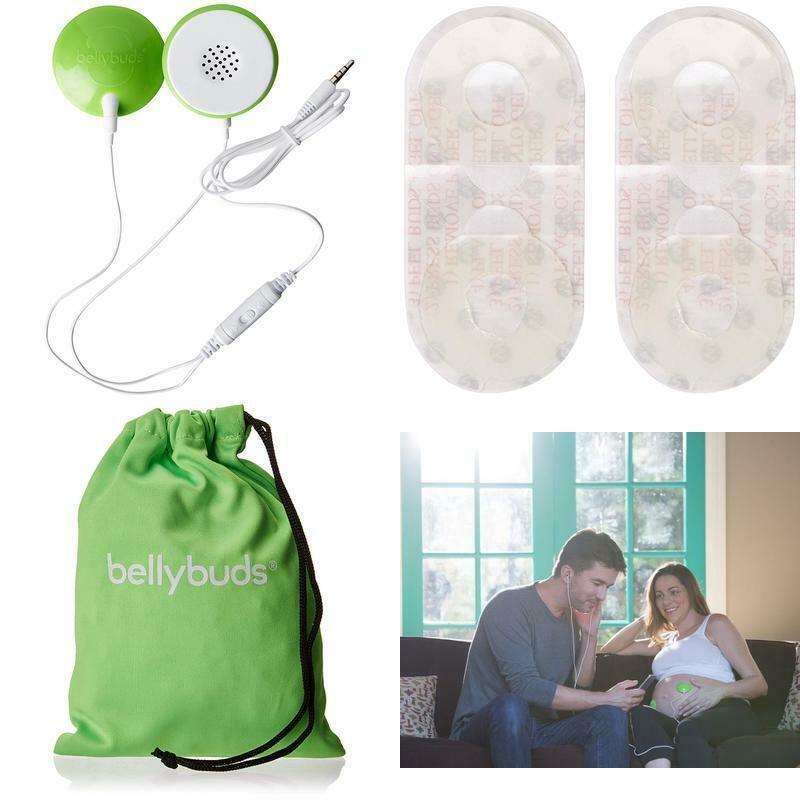 Baby-Bump HeadphonesPrenatal Bellyphones Pregnancy Speaker... BellyBuds
