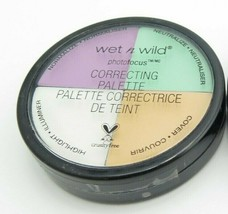 Wet n Wild PhotoFocus Correcting Palette Quad - 349 Color Commentary *Twin Pack* - $11.95