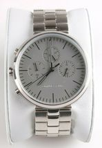 Vince Camuto VC/1098GYSV Men's Multi-Function Gray Dial Stainless Steel Watch image 3