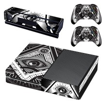 Novus Ordo Seclorum decal for xbox one console and 2 controllers - $15.00