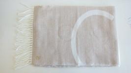 Calvin Klein beige scarf Weich Schal NEU- Versand aus DE - $49.48